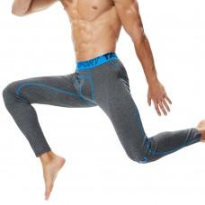 Mens Elastic Sport Gym Tight Pants Compression Underpants