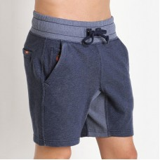 Mens Sport Home Knee Length Cotton Pajamas Drawstring Shorts